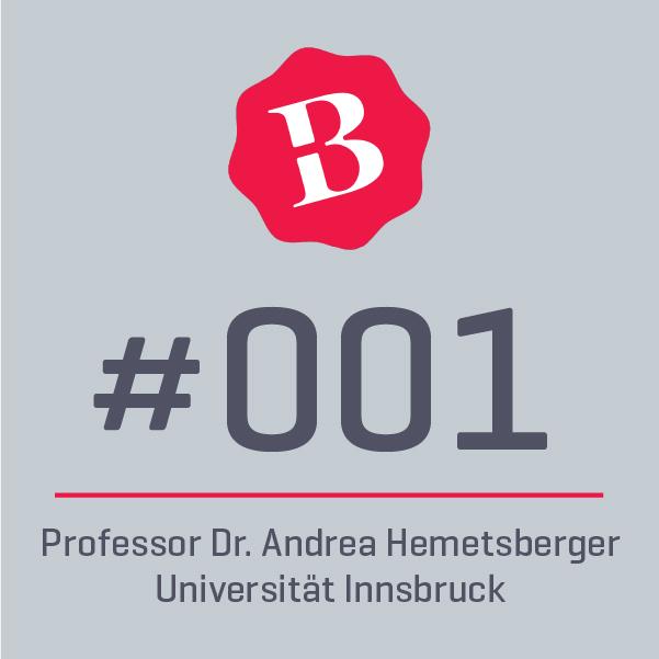001 ⎪ Wie pflege ich meine Markenkultur und wie tragen Marken Verantwortung? ⎪ PROF.IN DR. ANDREA HEMETSBERGER