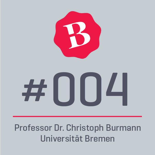 004 ⎪ Bringt Influencer Marketing meine Marke wirklich weiter? Vor Allem aber warum? ⎪ PROF. DR. CHRISTOPH BURMANN