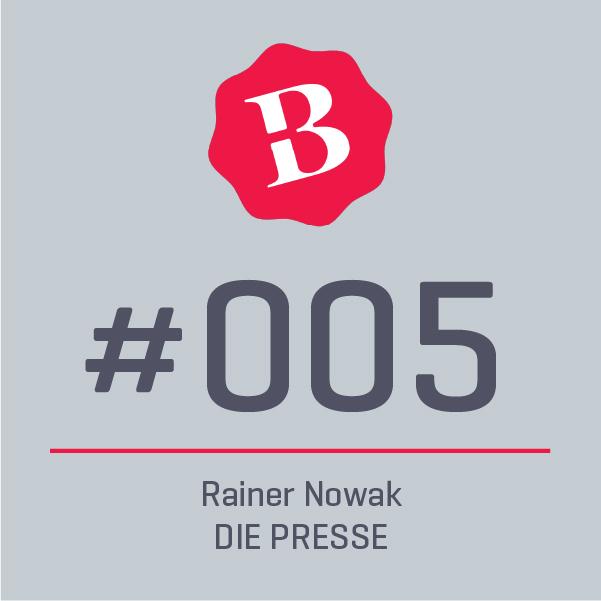 005 ⎪ Ein Gespräch über Marken, die EU, Pandemie Gesetze und ein europäisches Netflix ⎪ RAINER NOWAK