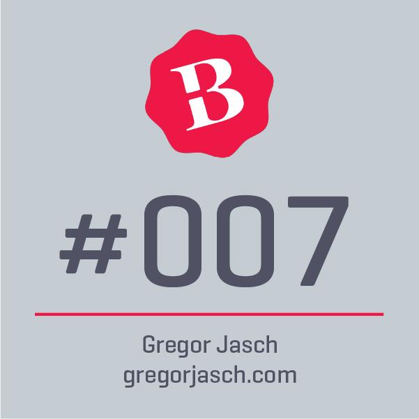 007 ⎪ Marken sind auch nur Menschen. Wie Marken zum Lovebrand werden können.  ⎪ GREGOR JASCH