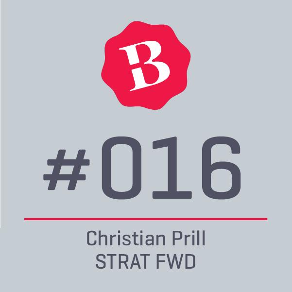 016 ⎪ Warum vertrauen wir Plattformen? Und was hat das mit dem Purpose eines Brands zu tun? ⎪ CHRISTIAN PRILL
