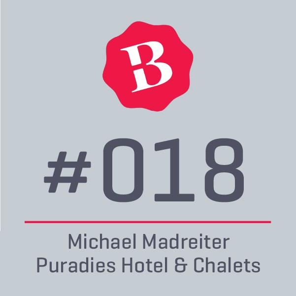 018 ⎪ Ein Hotel zu führen in Zeiten von Corona? Wie geht das und was kann die Marke dafür tun?⎪ Michael Madreiter –Puradies